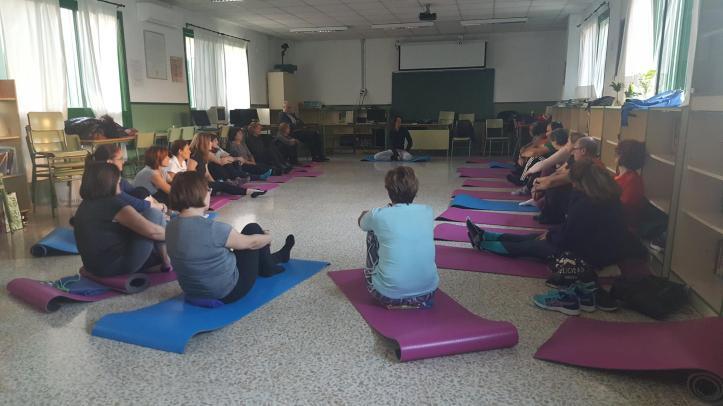 mindfulness profesores